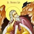 Icos 1: Înger viețuitor în trup te-ai arătat, prorocule, prin râvna cea pentru Dumnezeu și prin viața ta curată; căci încă prunc fiind, părintele tău, Sovah, văzut-a îngeri luminați […]