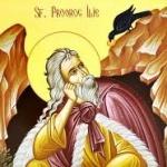 Acatistul Sfântului Proroc Ilie Tesviteanul – 20 Iulie (text si  audio)