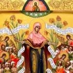 Acatistul Maicii Domnului – Bucuria tuturor celor necajiti (text si audio)
