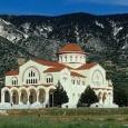 Situată în Valea Omala de pe Insula Kefalonia, Mănăstirea Cuviosului Gherasim este închinată sfântului ce ocrotește întreaga insulă Kefalonia, fiind totodată și cea mai mare mănăstire de maici din […]