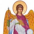O, Sfinte Arhanghele Gavriil, desăvârşit lucrătorule, care cu numele şi cu fapta mărturiseşti puterea Celui-Preaînalt, către puţinătatea omenească apleacă-te cu îngăduinţă, şi veghează-ne în ceasul rugăciunii noastre, şi călăuzeşte-ne […]