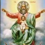 Fiul a luat trup, ca omul sa se intoarca la Dumnezeu