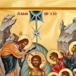 Boboteaza, ziua in care Hristos S-a descoperit lumii