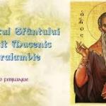 (audio) Acatistul Sfântului Sfințit Mucenic Haralambie (10 Februarie