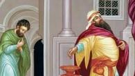Dumnezeule, milostiv fi mie, pacatosului ! (Luca 18, 13) Fratilor, De astazi inainte, Sfanta Biserica ne porunceste si ne invata sa incepem pregatirea duhovniceasca pentru ziua cea mare, pentru sarbatoarea […]