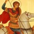 """Sfantul Mare Mucenic Gheorgheeste cinstit pe 23 aprilie. S-a nascut in Capadocia si este numit """"Purtator de biruinta"""", cuvinte care ne descopera ca nu prin propriile sale puteri a iesit […]"""