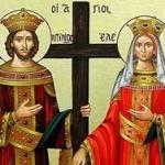 Marele Constantin care a schimbat faţa lumii cu puterea Crucii