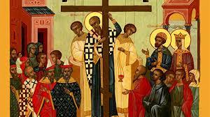 Troparul Sfintei Cruci Slava Tie Dumnezeul nostru, slava tie! Imparate ceresc, Mangaietorule, Duhul Adevarului, Cel ce pretutindenea esti si toate le plinesti, Vistierul bunatatilor si Datatorule de viata, vino si […]