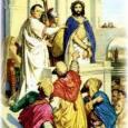 Chiar în Evanghelia de ieri (aÎnălțării Sfintei Cruci) citim ceva foarte instructiv pentru perioada pe care o traversăm. Pilat se miră de faptul că Mântuitorul nu vrea […]
